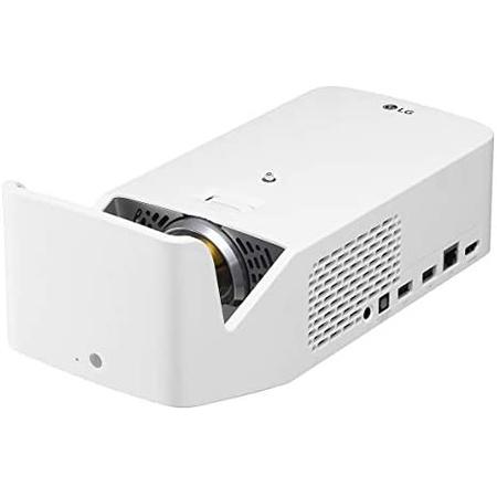 78438 LG HF65LA Ultra Short Throw LED Home Theater CineBeam 프로젝터 with Smart TV and 블루투스 사, One Size_White, 상세 설명 참조0, 상세 설명 참조0