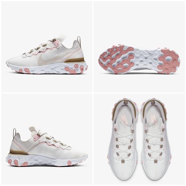 (해외배송) 나이키 100스퀘어 (해외상품) 나이키 우먼스 리액트 엘리먼트55 팬텀베이지 Womens BQ2728-007 Nike React Element 55 100스퀘어