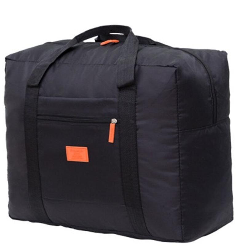 옥스포드 방수 남성 여행 가방 손 수하물 큰 여행 가방 비즈니스 대용량 주말 더플 여행 가방