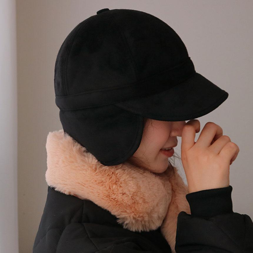탄탄 뽀글이 무스탕 양털모자 겨울 여성 방한모자 군밤 남자 털모자 귀달이 귀도리모자 귀마개