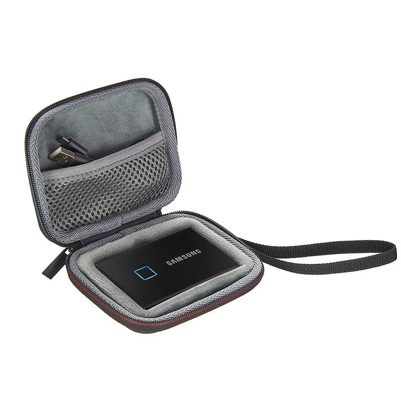 삼성 T7 Touch SSD 보호 케이스 파우치