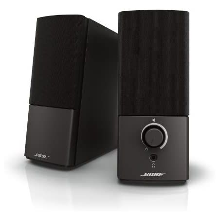 Bose Companion 2 Series III Multimedia Speakers - for PC (with 3.5mm AUX PC input) PROD310012014, 상세 설명 참조0, 상세 설명 참조0
