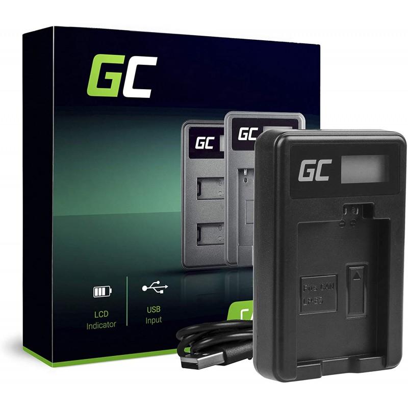 그린 셀® 캐논 LP-E5 배터리 및 EOS 450D 500D 1000D 키스 F X2 X3 반란군 T1i XS XSi Cam©ras (, 단일상품