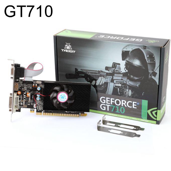 그래픽카드 지포스 GT710 D3 1GB LP