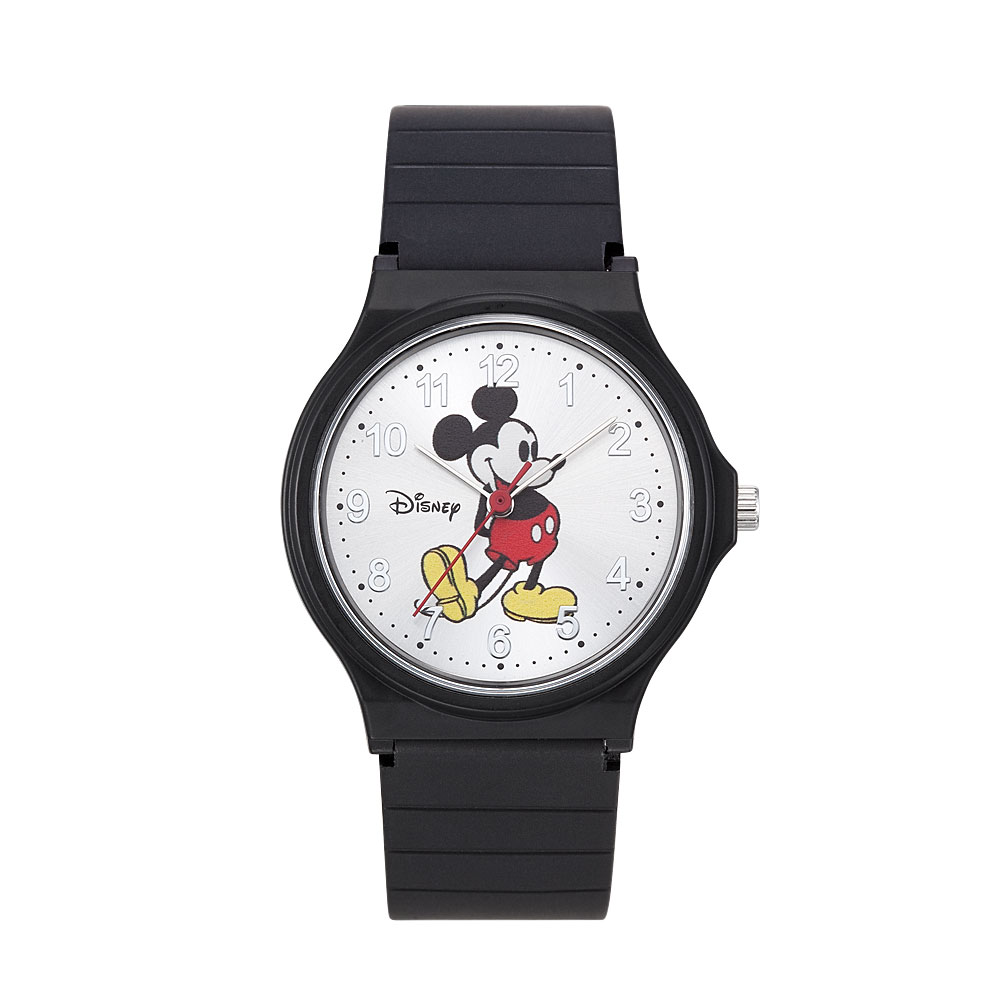 디즈니 남여공용 미키마우스 학생 패션시계 D11234BKW-23-5190791424
