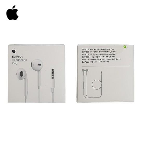 애플 병행수입 아이폰 이어폰 이어팟 3.5mm박스 풀패키지/MNHF2ZM/A