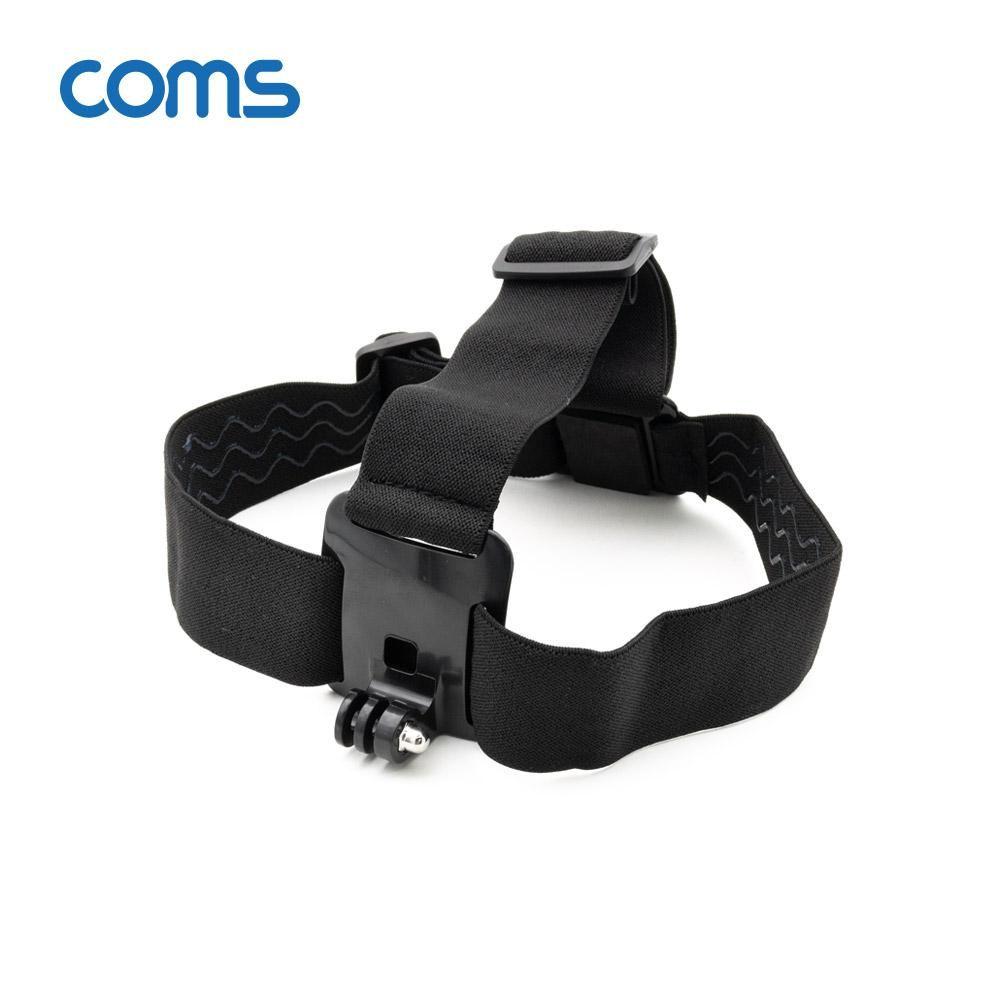 [깔끔한 삶]Coms 액션캠 헤드 스트랩[TORY_8681Y], 요하내의 본상품선택