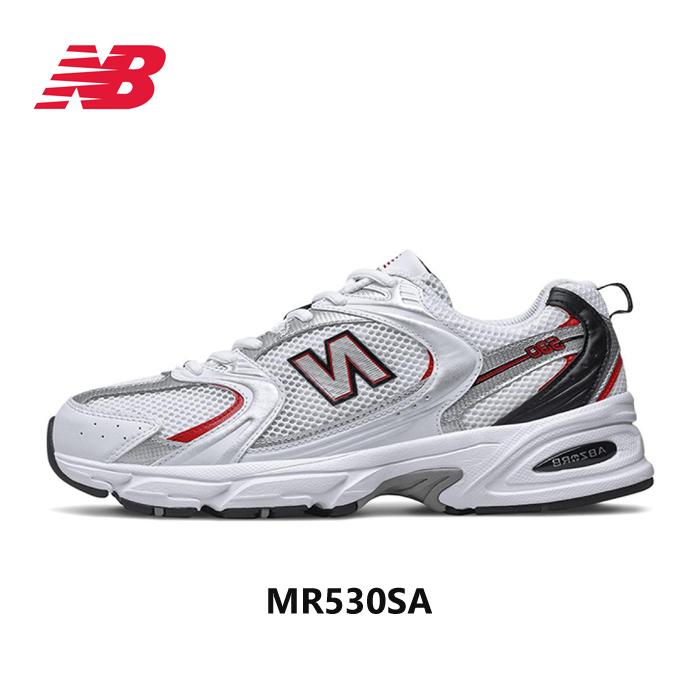 뉴발란스 남녀공용 클래식 러닝화 MR530SA NBPDAF774W