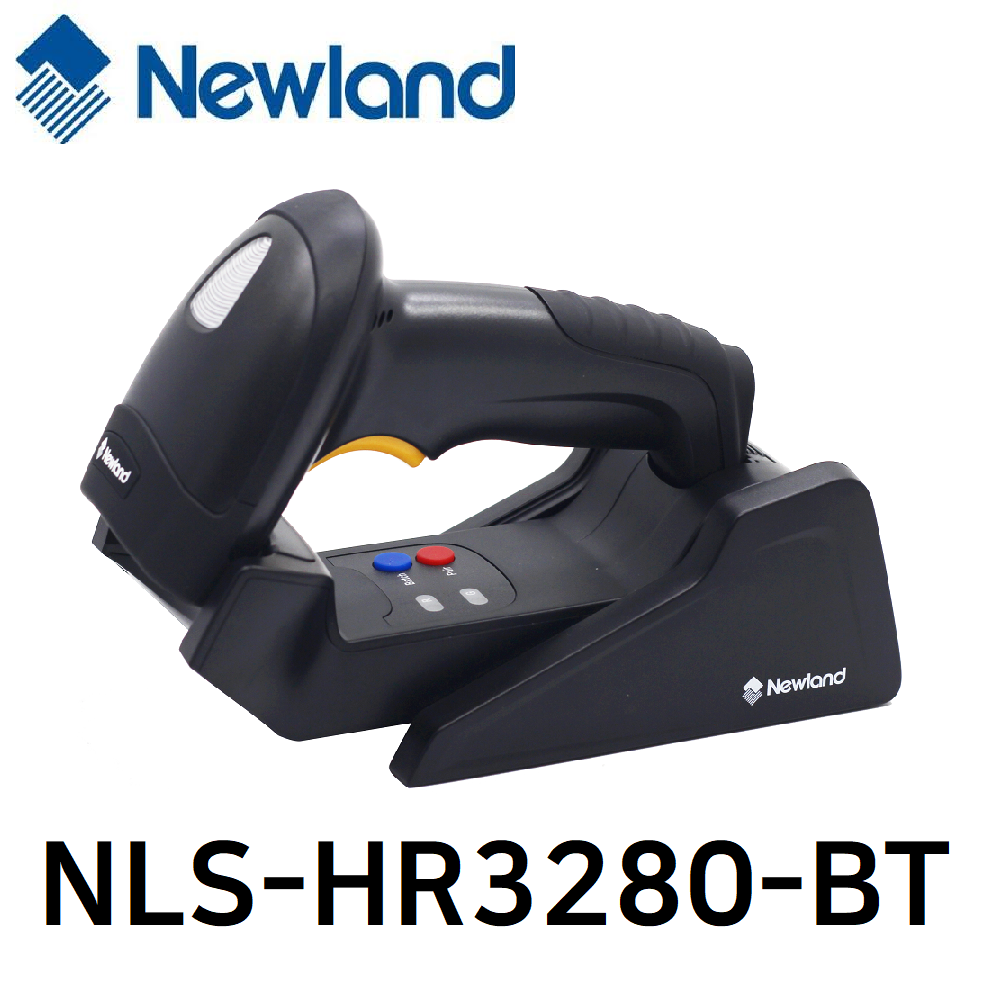 [넥스지원] NLS-HR3280-BT 의료기기 UDI 뉴랜드 무선 2D 바코드 스캐너 리더기 (공식 인증대리점 정품 당일 택배 발송), USB연결(기본)