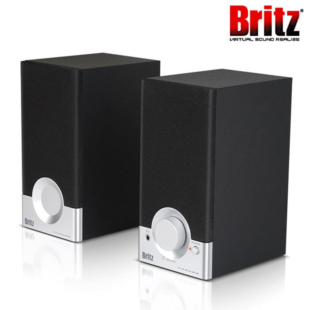브리츠 BR-1000A Cuve Black2 컴퓨터 PC스피커 스피커