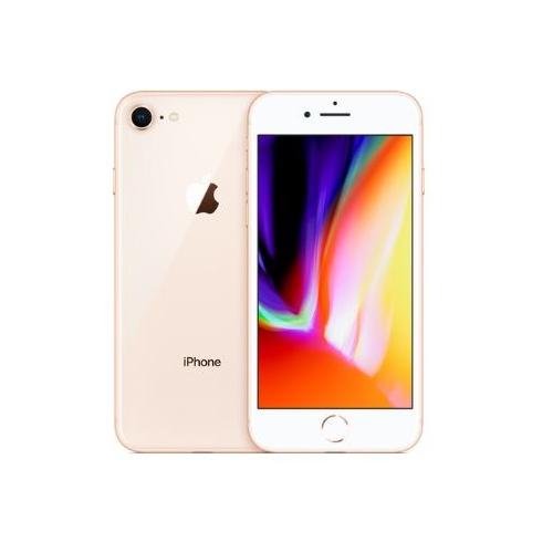 KT M모바일 아이폰 8S, 골드, 아이폰8S_64GB