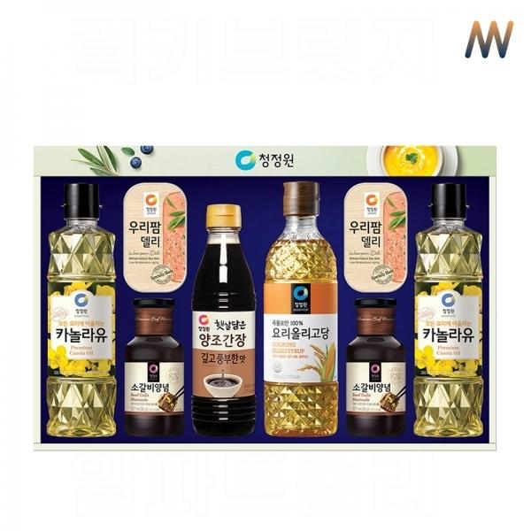 2020 추석 명절 선물세트 청정원 스페셜 8호, 단품