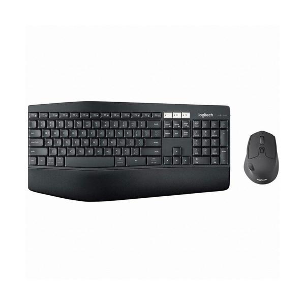 로지텍코리아 MK850 무선 블루투스 키보드 마우스 세트 블랙, 선택하세요