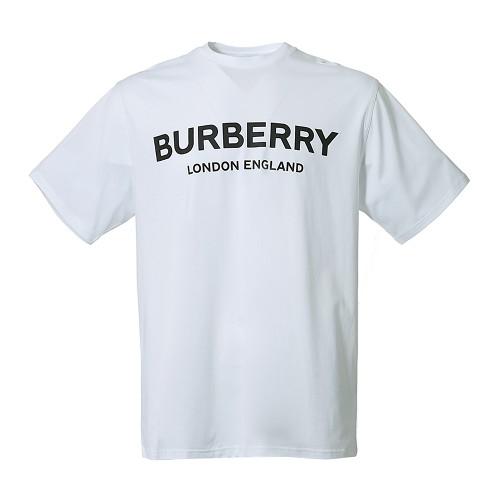 [라벨루쏘] [버버리] 8026017 M LETCHFORD A1464 프린트 코튼 티셔츠