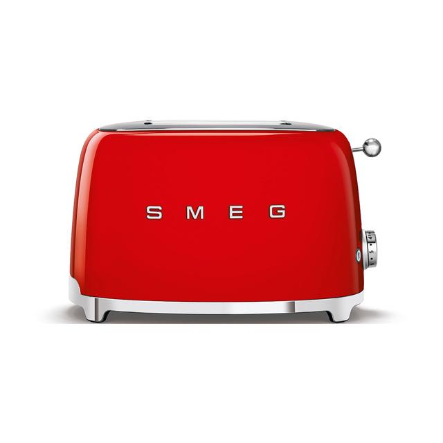 스메그 토스터기 TSF01 레드