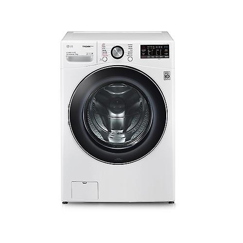 LG전자 F21WDD 드럼세탁기 21kg 인공지능DD 화이트 트루스팀