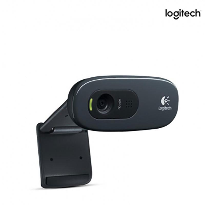 [로지텍] 로지텍 HD웹캠 화상카메라 C270 H0358, 혼합색상, C270I