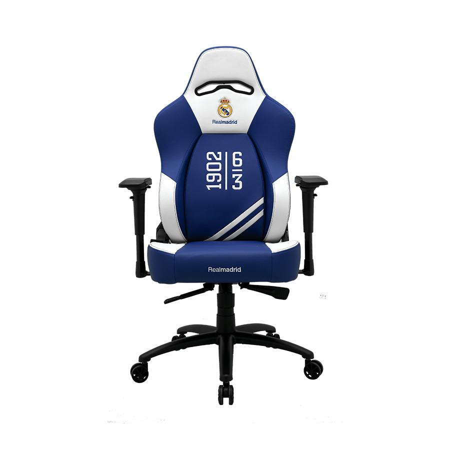 [제닉스] 레알마드리드 프리미엄 게이밍 컴퓨터 의자, NEW 레알마드리드 의자
