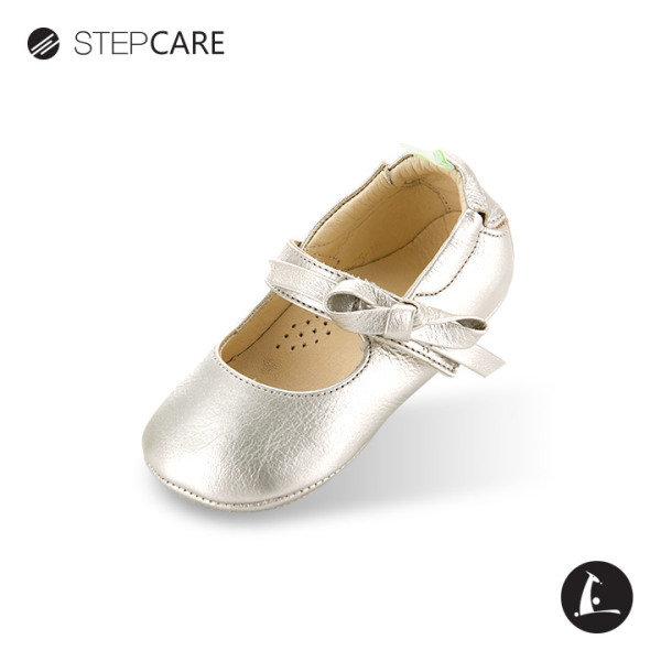 [팁토이조이] 도로시-화이트골드 걸음마신발 유아신발