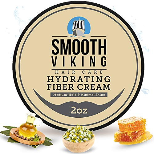 헤어왁스 Smooth Viking Hair Styling Fiber for Men Pliable Molding Wax Thinning 2 ounces, 본문참고, 본문참고