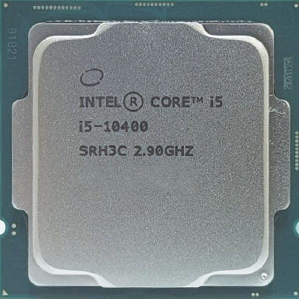 인텔 코어i5-10세대 10400 (코멧레이크S) 벌크, 단일상품