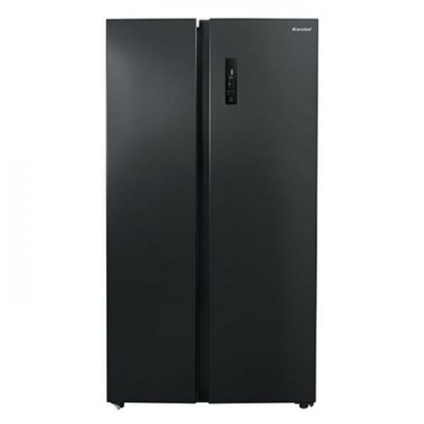 [하이마트]캐리어 클라윈드 양문형냉장고 CRF-SN570BDC [570L], 단일상품