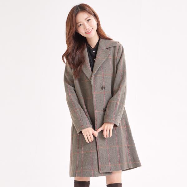로엠 빅카라 변형 코트 RMJHA4TG12 (2colors)