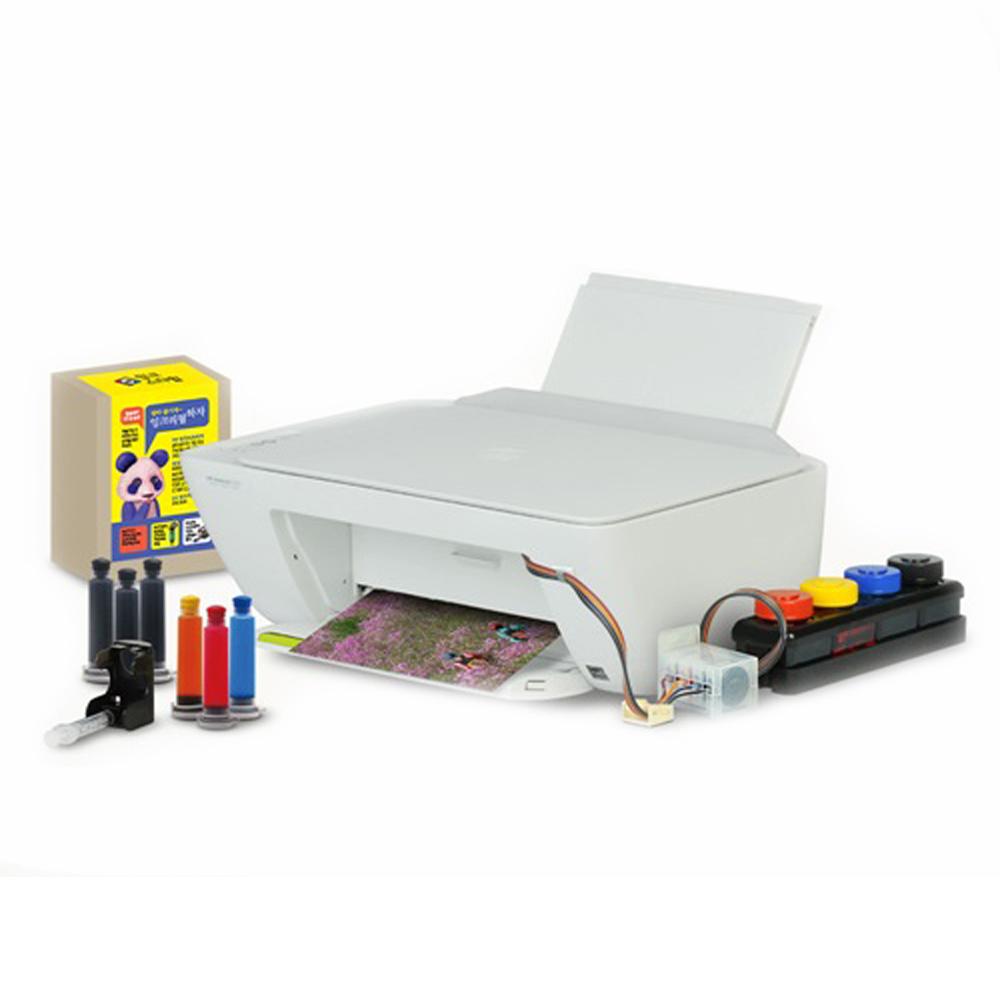 HP 2130 2131 2132 무한잉크프린터 잉크젯 복합기, HP2132 무한잉크복합기 프린터 350ML