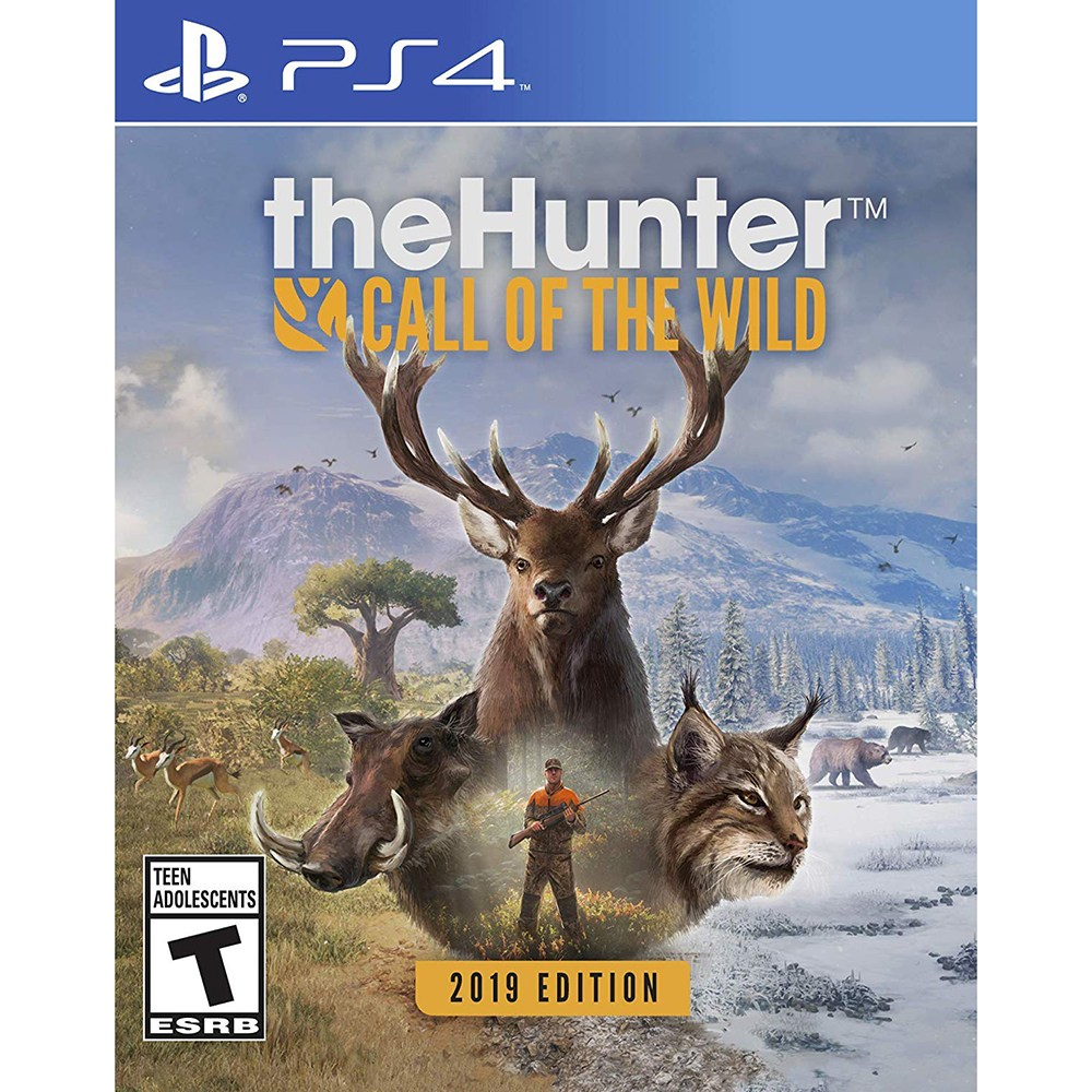 PS4 더 헌터:2019 에디션 The Hunter:2019