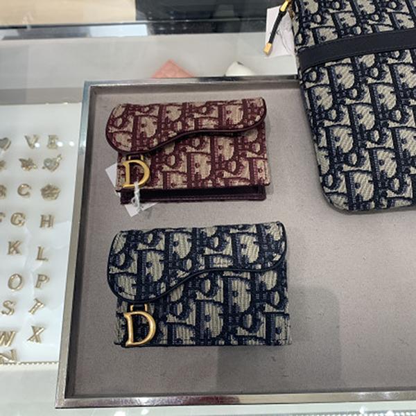 [Dior] 디올 오블리크 카드홀더 S5611CTZQ_M928