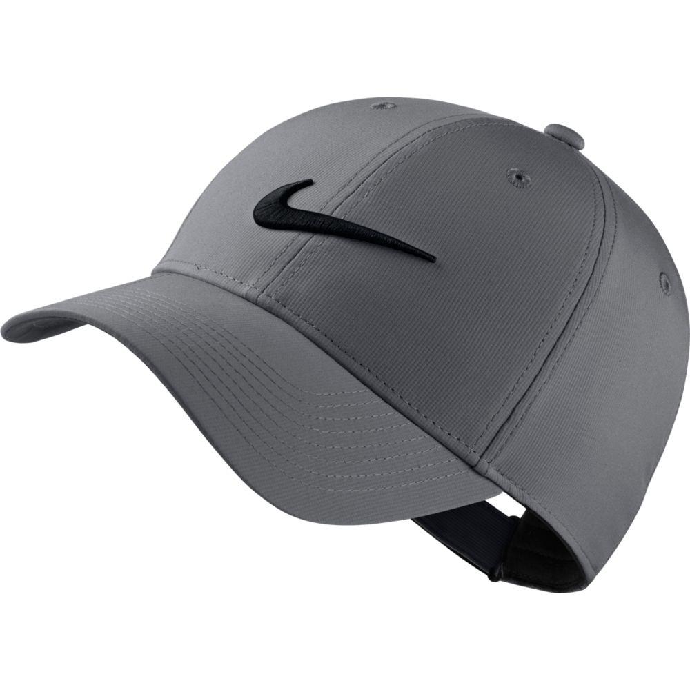 나이키 레거시91 테크 스우시 캡 892651 모자, 다크그레이