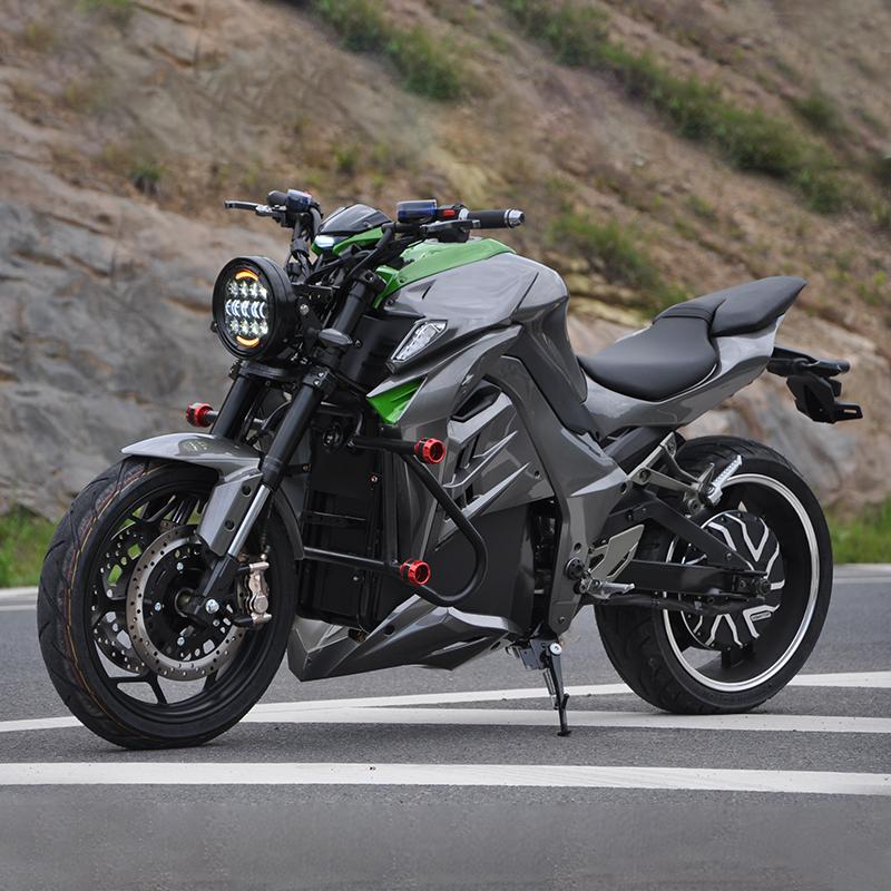 전기 스쿠터 오토바이 2인 용 승 차 보조금 보아 압축 장치 스포츠카 Z1000 성인, 맞춤형 모델 맞춤형 색상 모터 컨트롤러 배터리, 72V 이상