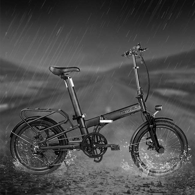 모토벨로 전기자전거 테일지TX8 프로 전기 자전거, 티탄그레이