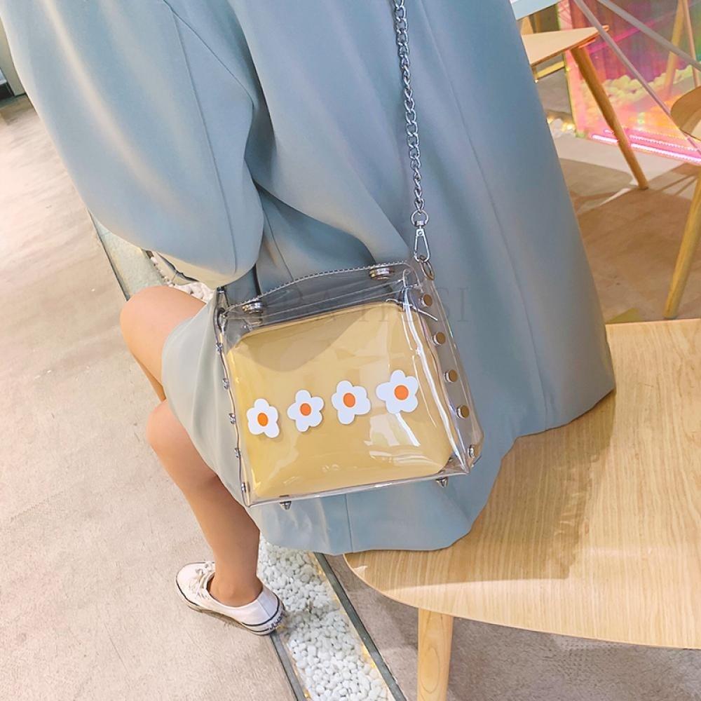 kirahosi 가을 여성 크로스백 체인백 숄더백 캐주얼 핸드백 가방 136 GS 8+덧신 증정 AMqjvyhh