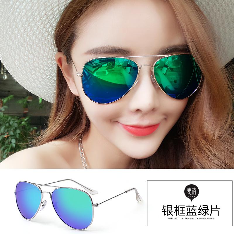 해외 2 남성 여성 편광렌즈 미러 선글라스 자외선차단 패션안경-22774