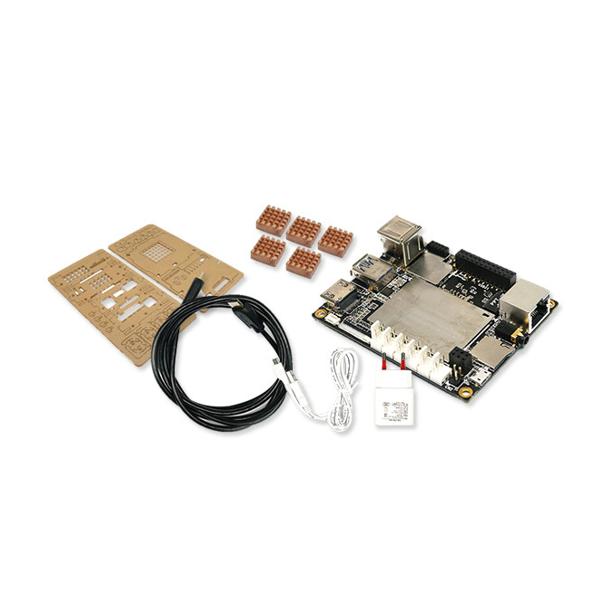DFRobot 라떼판다 베이직 키트(4G 64GB 라이센스 포함) 미니PC 산업용pc 초소형pc lattepanda, 옵션없음