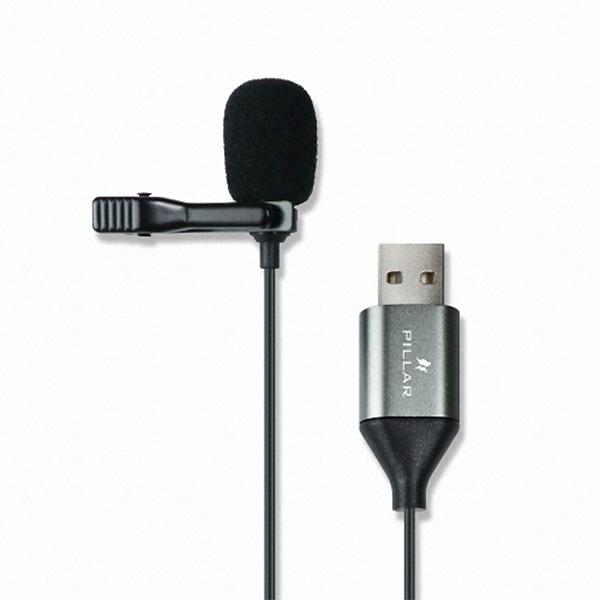 컴소닉 필라 CM-001 USB 핀마이크 (PC용), 선택하세요