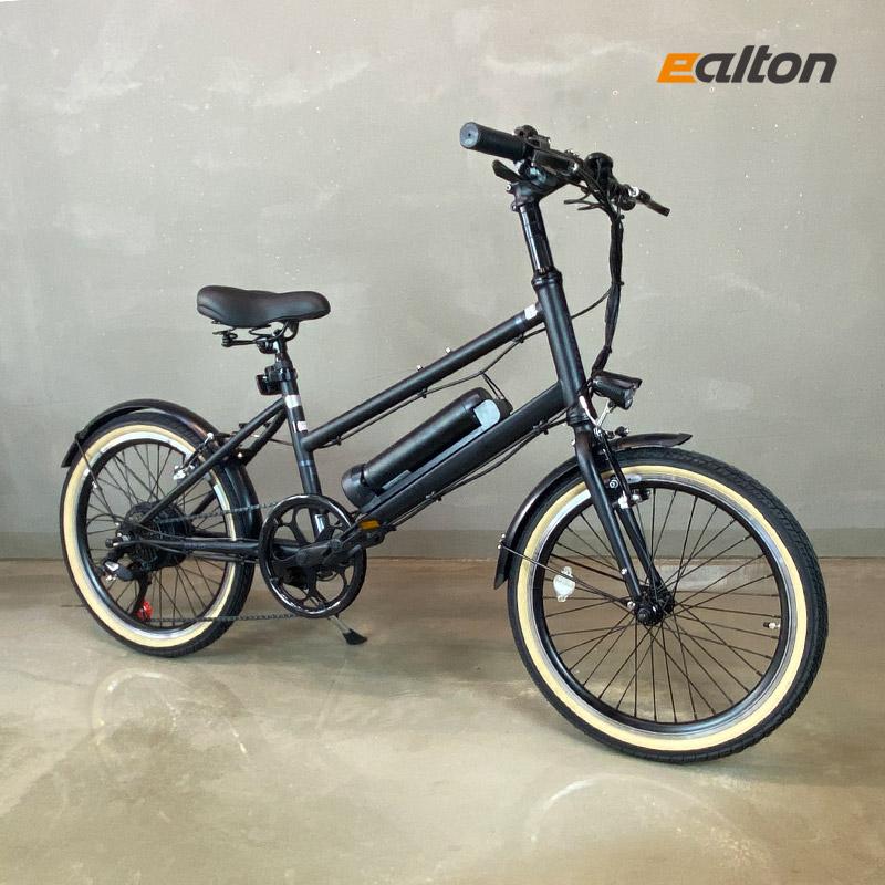 2021년 알톤 벤조20ST 전기자전거 스로틀겸용 20인치 무료조립, PAS/스로틀(겸용)_무광블랙 (POP 5031518254)