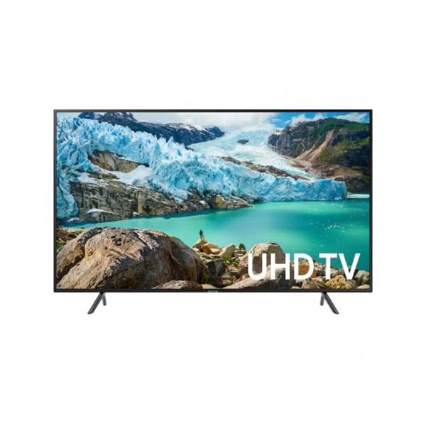 삼성 50인치 티비 4K UHD TV 벽걸이 스탠드 UN50RU7100, 직접수령