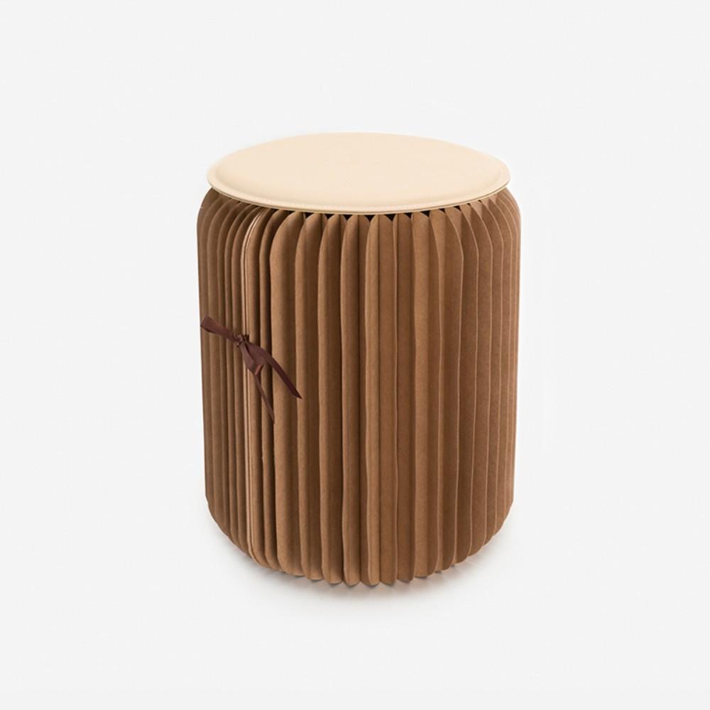 창의적인 인테리어 종이 의자 선물 르네상스 가구 신축 소파, 35cm 높이/종려 의자