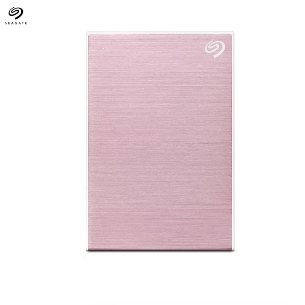 씨게이트 외장하드 이동 하드디스크 2테라 USB3.0 STDR2000 2T, 핑크, 2TB
