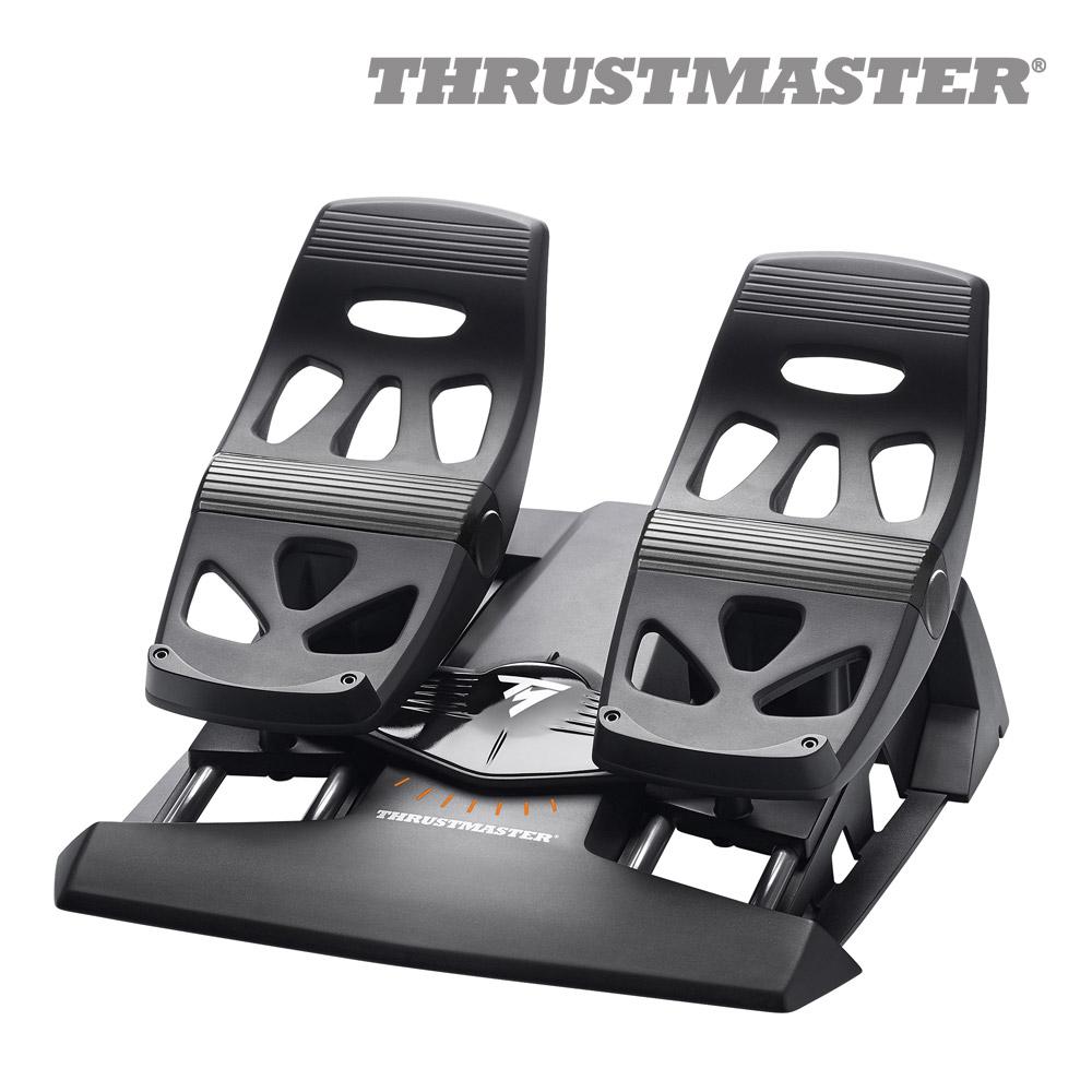 트러스트마스터 TFRP 비행시뮬레이션용 방향타 페달 정품