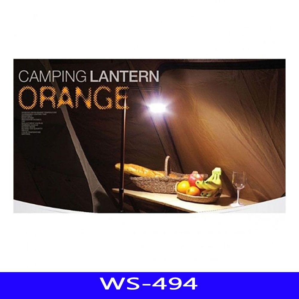 INd:[_210118]:D WS LED 캠핑랜턴 등산 낚시 AAA-3 1EA 캠핑용품 랜턴 오토캠핑장 캠핑 해먹 LED캠핑랜턴 LED랜턴UNT:sEa+1N802886vn47A5E0, ˙ᵕ˙ 1