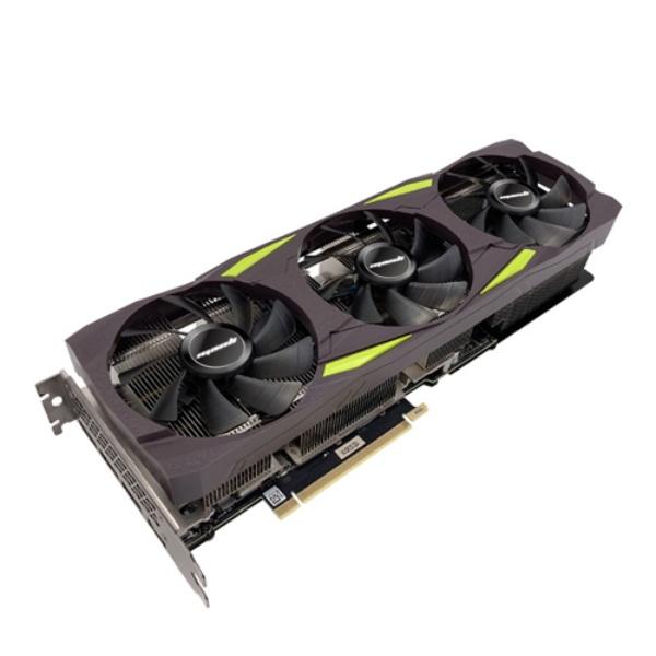 MEV080900RUSH 10GB D6X RTX [MANLI] 3080 GeForce, 단일옵션