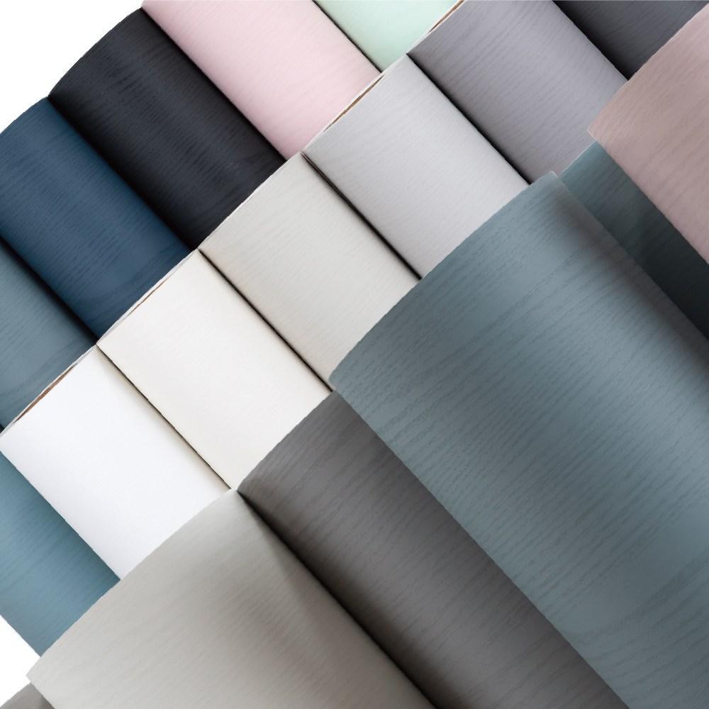 현대시트 페인티드우드 단색 무늬목 시트지, 선택.12_HPW-22712 민트