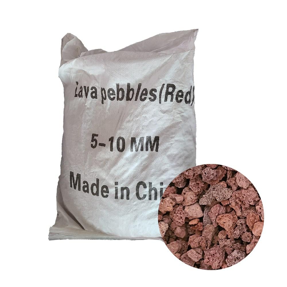 송이석/화산석 중립(10kg), 1포(10kg)