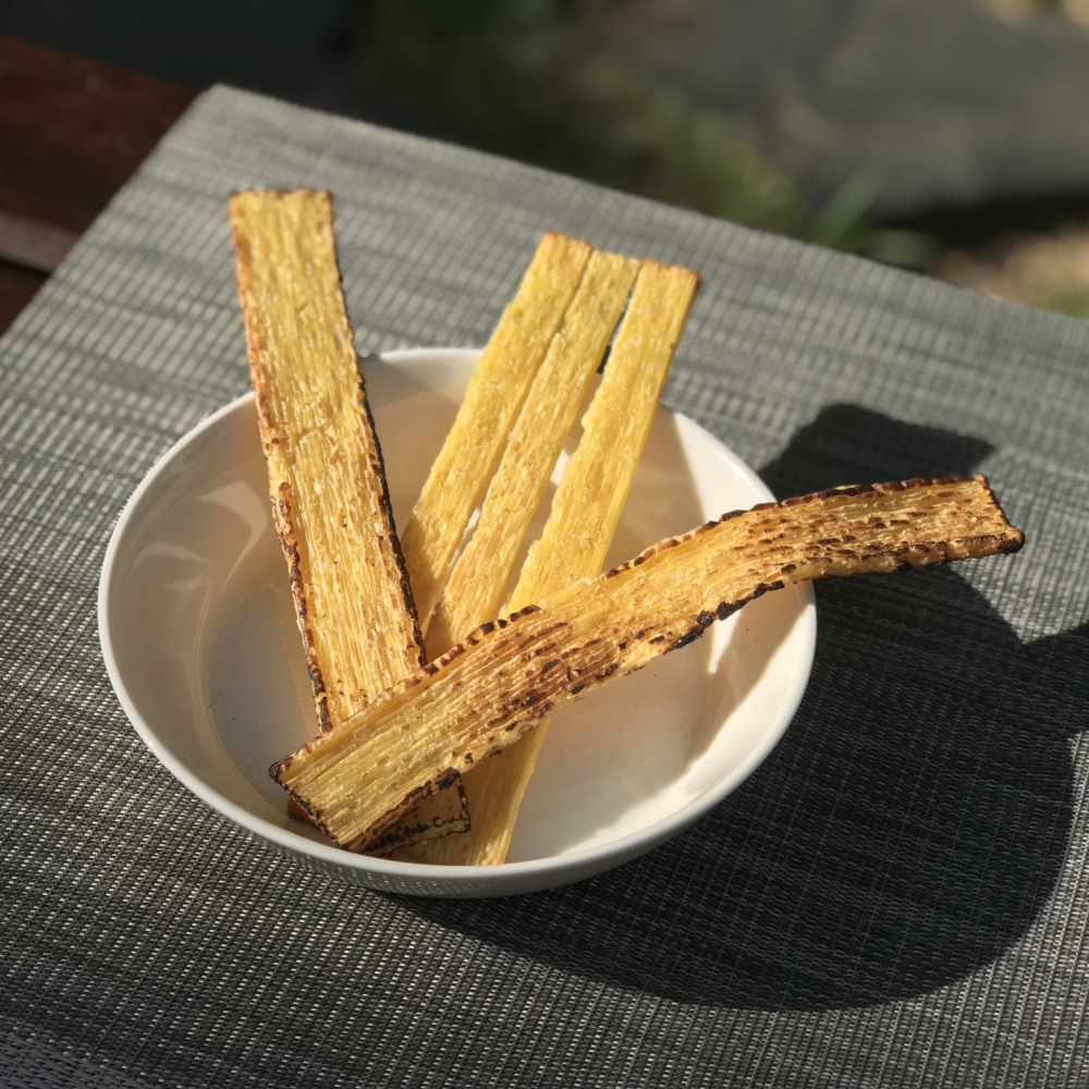 신흥식품 에어프라이어 통밀 쫀드기 칼로리낮은 울산 연필 과자 살안찌는 간식, 단호박맛, 1박스