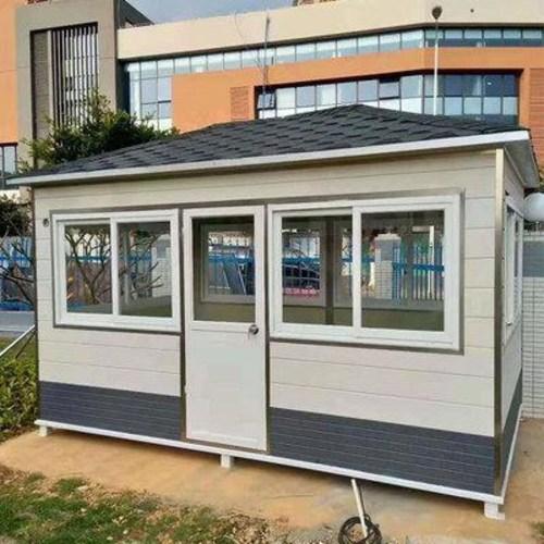 농막 이동식 주택 소형 컨테이너 하우스 경비실 휴게실 병원 초정 보안정 야외 이동 가능