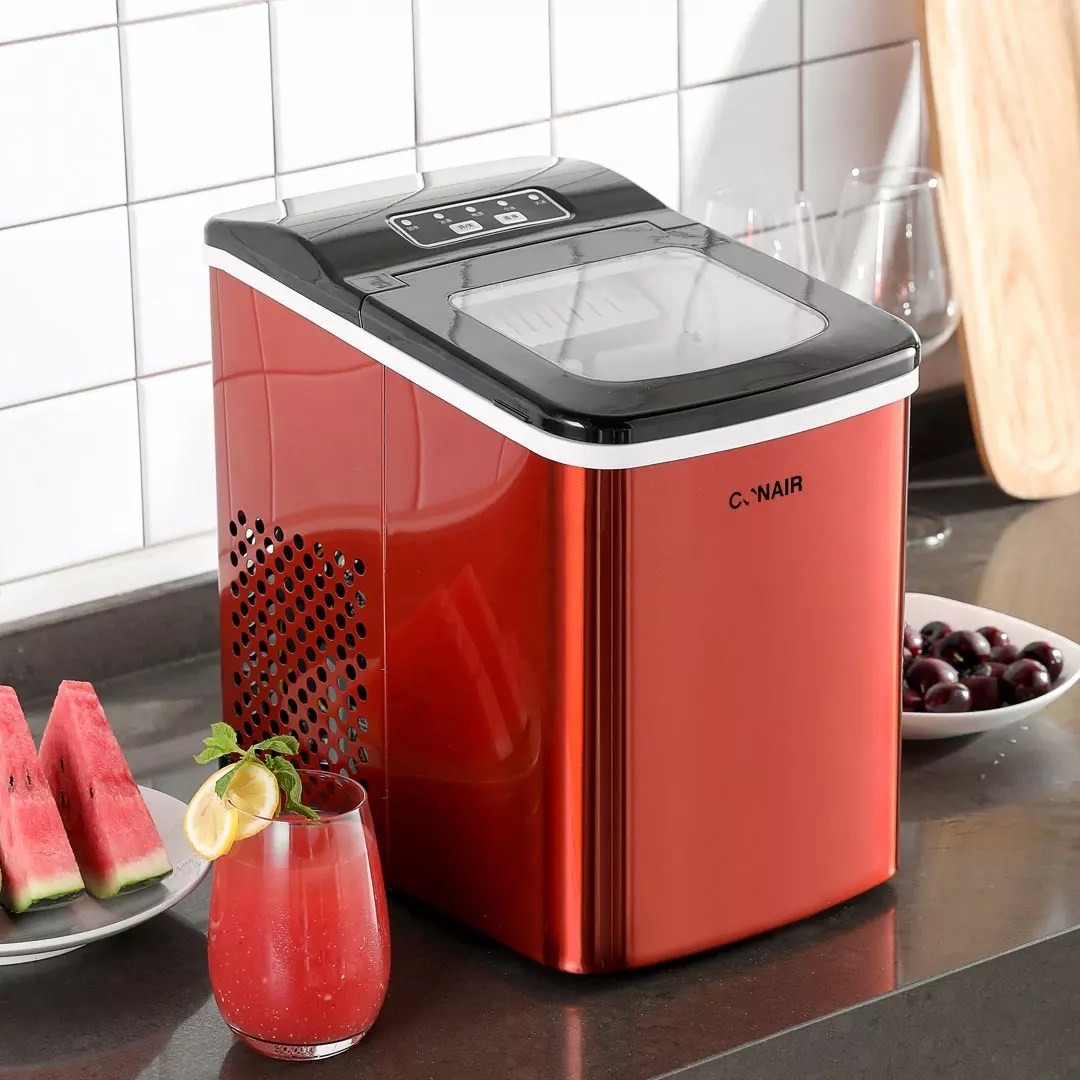 제빙기 미니 가정용 업소용 휴대용 카페 소형, 12_물 냉각_수동 물 주입