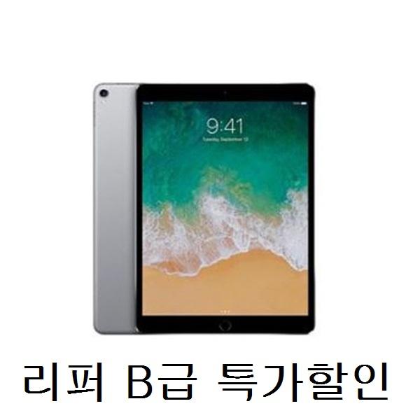 Apple iPad 2세대 10.5 셀룰러 64GB 리퍼특가상품 아이패드, 그레이(B급특가)